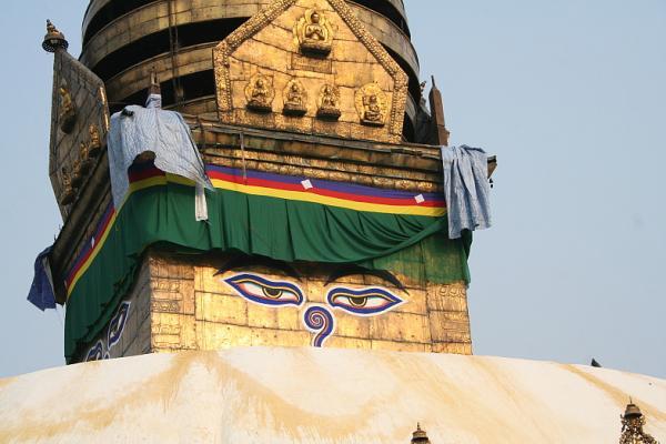 Визитка Непала